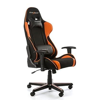 DX Racer Oh/FL11/No Asiento Gaming Negro/Naranja