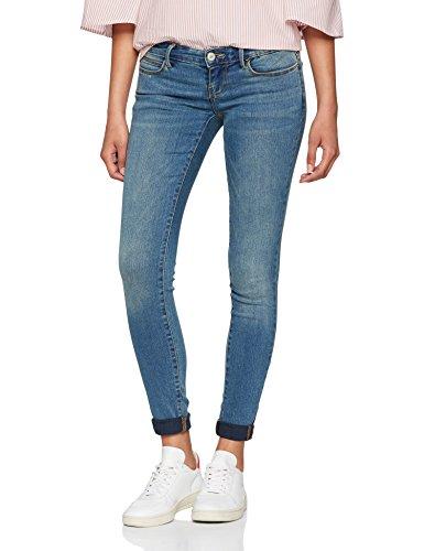 ONLY NOS Damen Skinny Onlcoral SL SK Dnm Jeans CRYA010 Noos, Blau (Medium Blue Denim), W25/L32