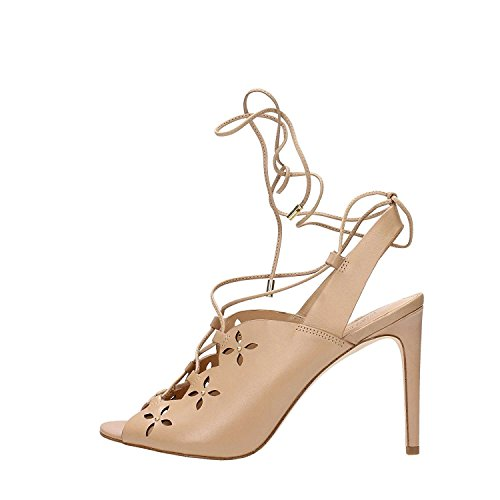 Michael Kors 40S7THHS1L Sandalo Donna Toffee