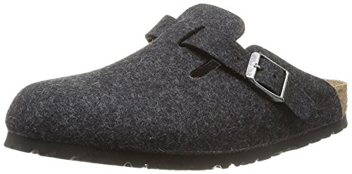 birkenstock-boston-160583-zapatillas-de-casa-de-fieltro-unisex-color-gris-anthrazite-wool-talla-38-e