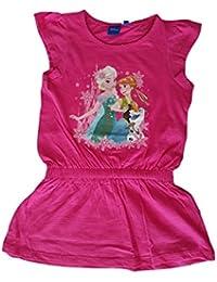 Disney - Vestido Pijama Frozen El reino del hielo - 6 ANS, Fushia