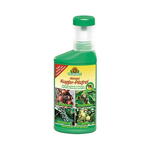 Spritzmittel Atempo® Kupfer-Pilzfrei, 250 ml (Kupfer Garten Etiketten)