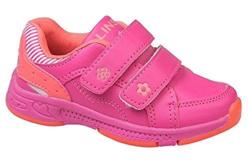 gibra , Baskets pour garçon pink/lachs