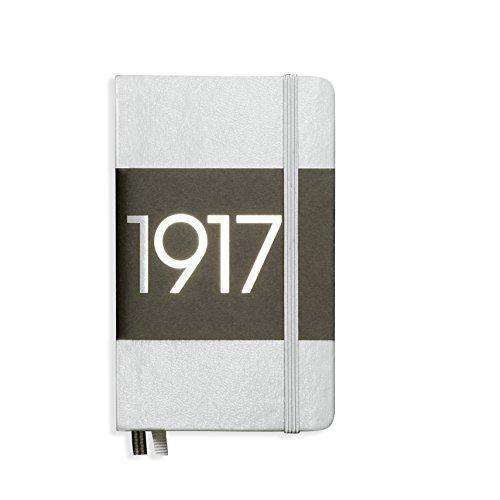 Cuaderno A6 edición metálica