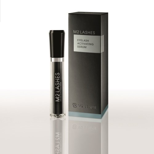 Preisvergleich Produktbild M2 Beauté Magic Eyes Eyelash Activating Serum, 2er Pack (2 x 5 ml)