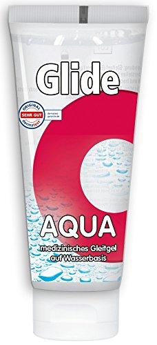 ORION Aqua Gleitgel - medizinisches Gleitmittel auf Wasserbasis, langanhaltende Gleitcreme für sie und ihn, Made in Germany (Gleitgel Lust)