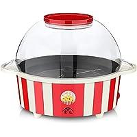 ALUK- Grande capacità popcorn macchina casa automatica del popcorn macchina può mettere lo zucchero mais dolce