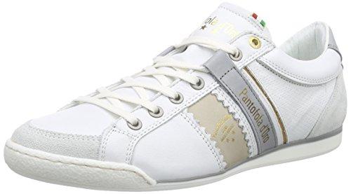 Pantofola d'OroPESARO PICENO - Scarpe da Ginnastica Basse Uomo , Bianco (Weiß (Bright White)), 40