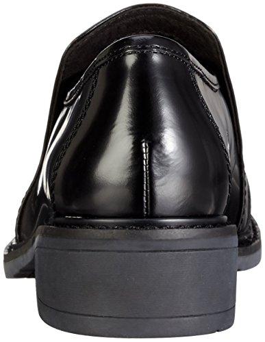 G-STAR RAW Guardian Loafer, Mocassins Femme Noir (black 990)