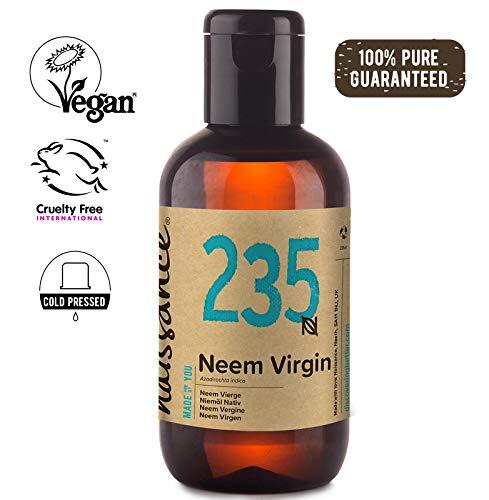Naissance Huile Végétale de Neem Vierge (n° 235) - 100ml - 100% pure et naturelle