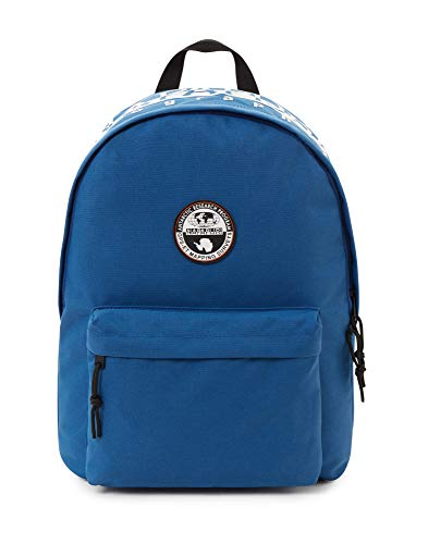Napapijri HAPPY DAY PACK Zaino Casual, 42 cm, 20 liters, Blu (Bright Royal)