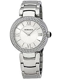 Versace Ladies Stainless Steel Quartz Watch VNC210017