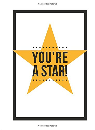 You're a Star: Quotes and Statements to Make You Shine (Gift)