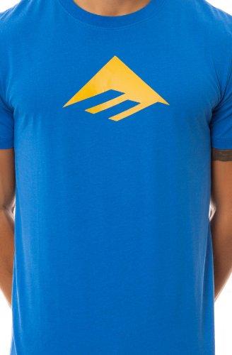 Emerica - t-shirt - homme Bleu roi