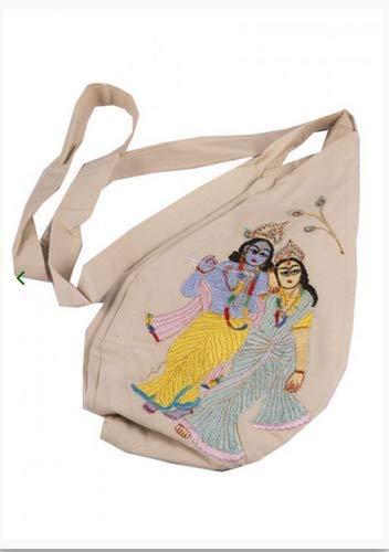 Japa Tasche - The Divine Couple Sri Radha Krishna, Vrindavan Basar -