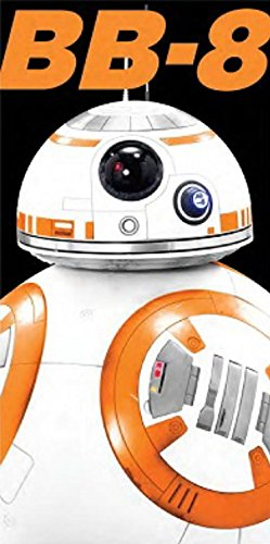 Telo mare star wars bb8 originale