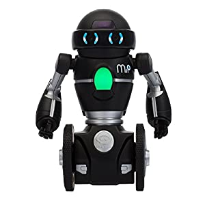 41Eof0W4lxL. SS300  - Wow Wee- MIP Robot, Color Negro (WowWee 0825)