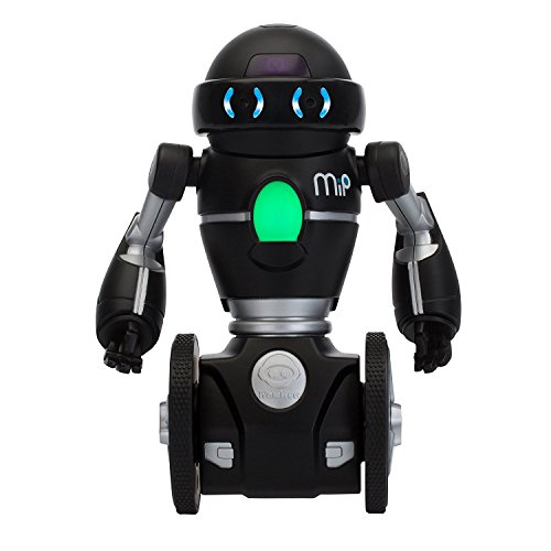 41Eof0W4lxL - WowWee - Robot MiP, color negro (825)