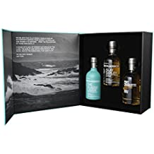 Bruichladdich The Classic Laddie Scottish Barley Whisky Gift Pack 20 cl (Case of 3)