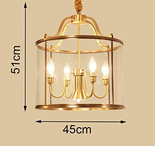 F-D Pendelleuchten Leuchten Deckenleuchten Beleuchtung Pendelleuchten Leuchten Deckenpendelleuchte Beschlag Glas/Aluminium Verchromte Armatur mit Hängender Höhe Chrom, Farbe -