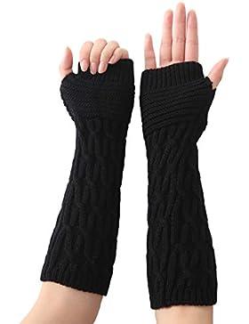 Ourlove Fashion - Calentadores de lana - para mujer