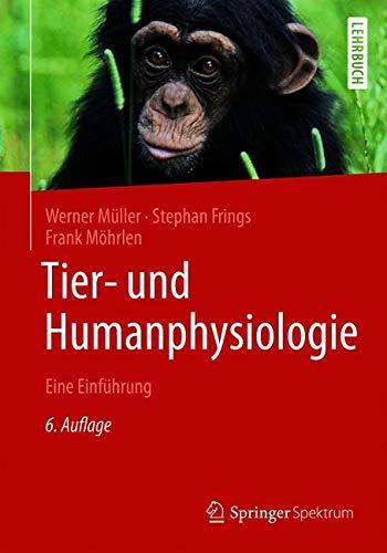 tier und humanphysiologie frings stephan mller frank mller werner a