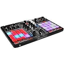 Hercules P32 DJ (2-Deck DJ Controller, 32 Performance-Pads, integr. Soundkarte, DJUCED 40°, PC / Mac)