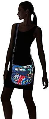 Desigual Brooklyn Culture Club, Sac bandoulière - Femme