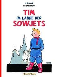 Tim und Struppi 0: Tim im Lande der Sowjets (0)