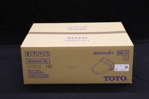 TOTO Washlet GL / Dusch-WC Sitz für WC TOTO NC / MH Serie TCF891G (Wc-sitz Bidet Toto)