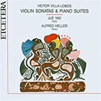 Sonata per violino e piano n.1 'Suite floreal' Sonata fantasia per violino e piano n.2 op 49 (191 by HELLER ALFRED (piano) (1991-03-21)
