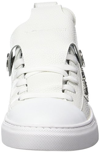 Armani Sneaker Bassa, Sneaker Basse Donna Bianco (Offwhite)