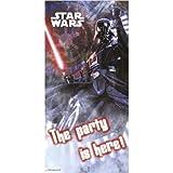Procos 85219–Decoración Puerta Star Wars Darth Vader, 150x...