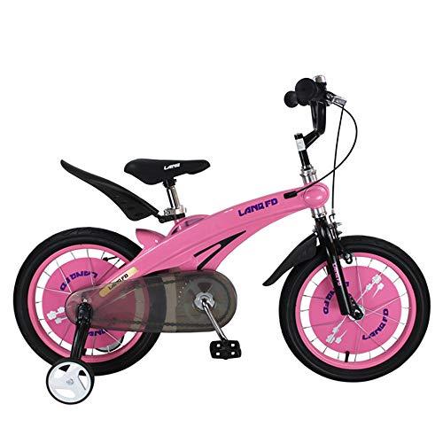 Chendaorong-Fitness Indoor Cycling Übung Sportfahrrad mit Stabilisator in Größe Zoll 12 14 Alter 3+ Kind Junge Mädchen Bike Freestyle Spinning Bike mit verstellbarem Lenker Sitz -