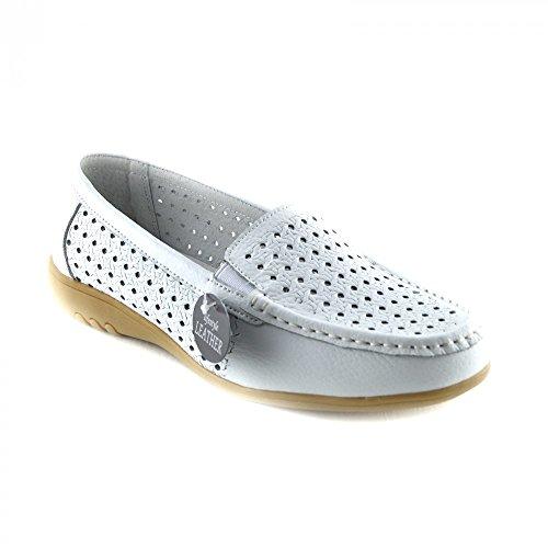 Kick Footwear, Stivali donna Bianco (bianco)