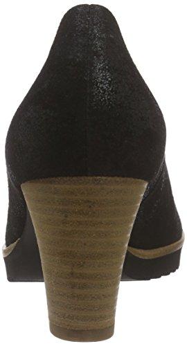 Gabor Comfort, Escarpins Femme Noir (97 schwarzS.s/c A.c)