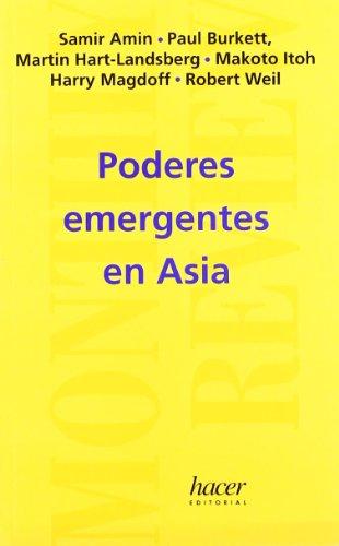 Poderes emergentes en Asia