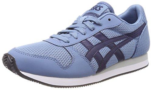 Asics Herren Curreo II Sneaker, Blau (Provincial Blue/Peacoat 4258), 44 EU