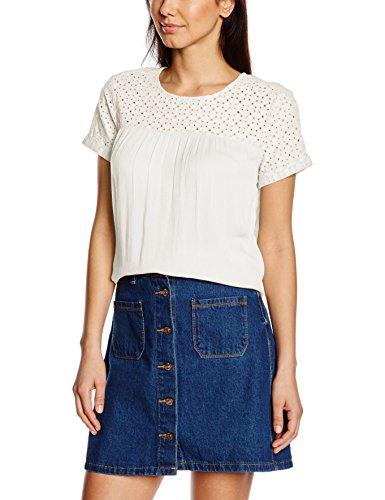 tom-tailor-denim-material-mixed-feminine-blouse-blouse-coupe-large-manches-courtes-femme-ivoire-soft