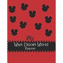 My  Walt Disney World Planner: Trip Disney Cruise Book World Vacation Planner