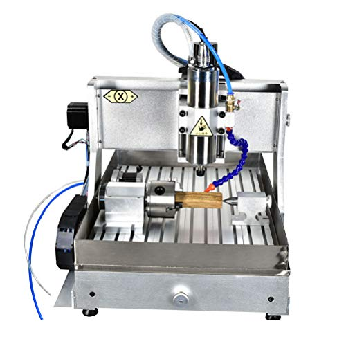 TEN-HIGH 3020 1500W CNC Fresadora perforación grabado