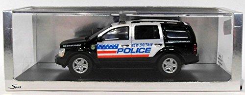 spark-models-1-43-scale-resin-s0864-2005-dodge-durango-new-britain-police