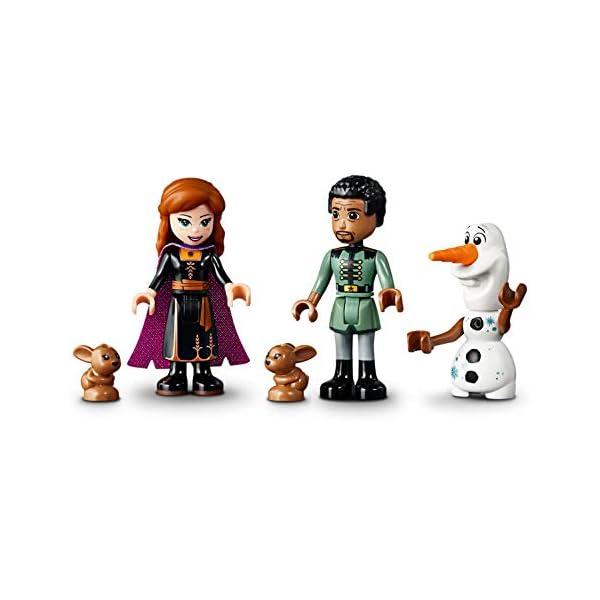 LEGO Frozen La Casa sull'albero Incantata 41164 Set di Costruzioni per Ricostruire la Magica Atmosfera di Frozen e… 5 spesavip