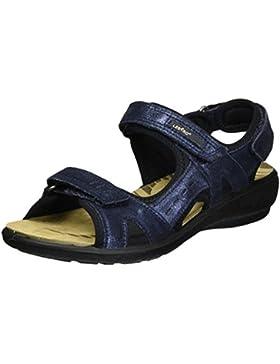 Legero Gorla Damen Offene Sandalen mit Keilabsatz