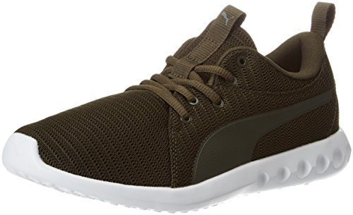 Puma Herren Carson 2 Outdoor Fitnessschuhe, Braun (Forest Night-Castor Gray), 43 EU