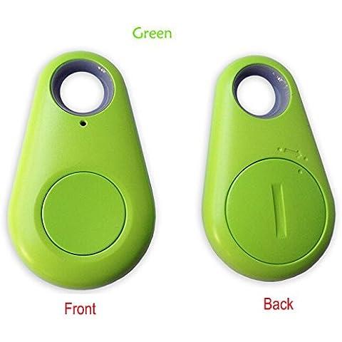 Stella da esterni, portatile, Bluetooth 4,0, dispositivi GPS Tracker localizzatore-Portachiavi con allarme Anti Lost Itag sistema di allarme, colore: