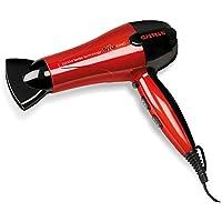 G3 Ferrari Texta Ionic 2200W Rojo - Secador de pelo (Rojo, Con agujero en