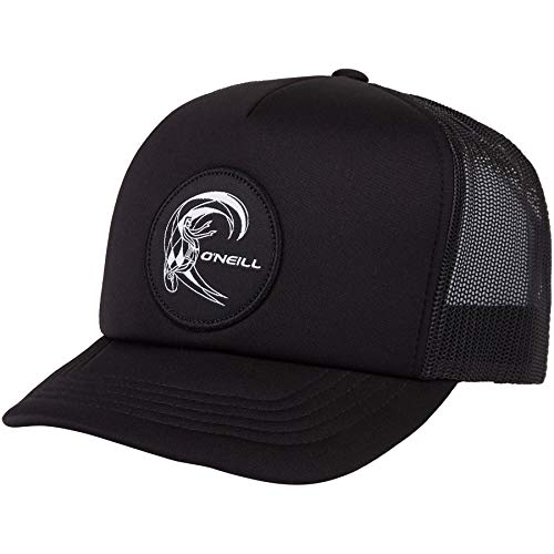 O'Neill Herren Bm Trucker Cap Black Out One Size