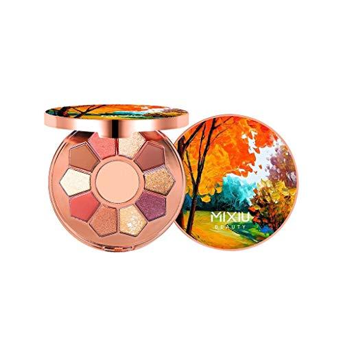 ziYOU Make-up Nature 11 Farbschattenplatte Pearl Gloss Matte Shadow Plate(A) -