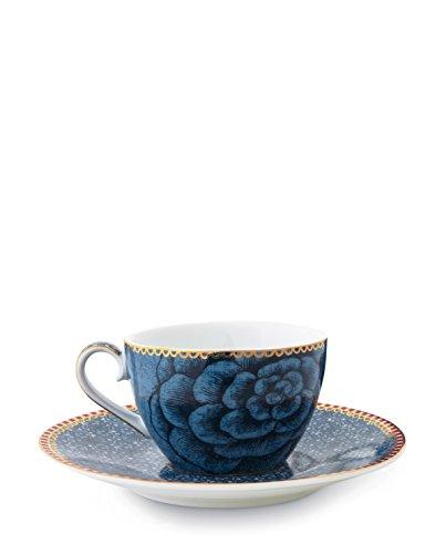 Pip Studio Spring to Life Espressotasse 80 ml blue